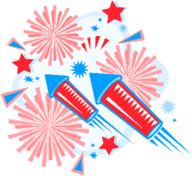 Download transparent library th of fireworks clipart group.