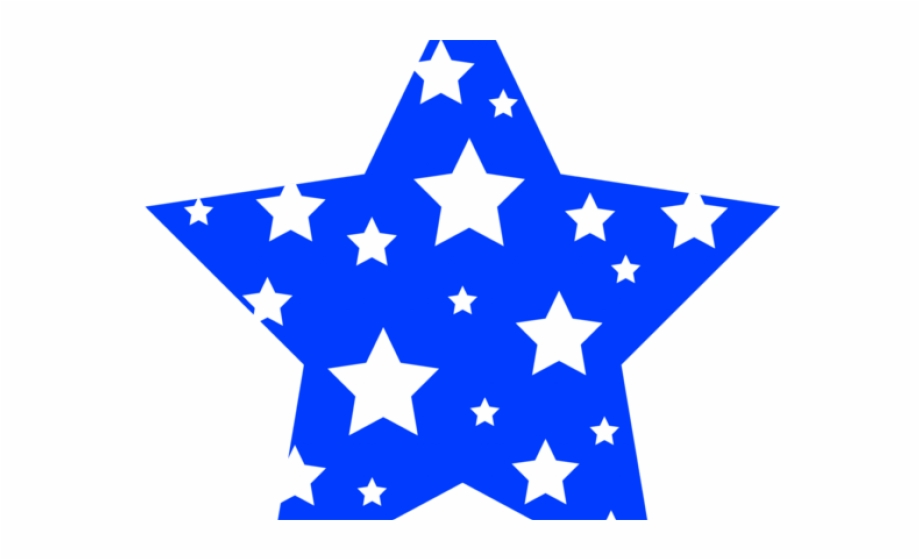 4Th July Stars Clipart.