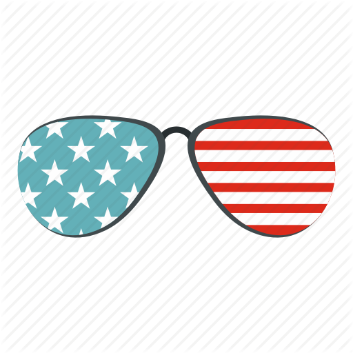Sunglasses Cartoon clipart.