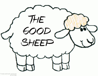 THE GOOD SHEEP (4th Sunday of Easter Year C / Jn 10:27.
