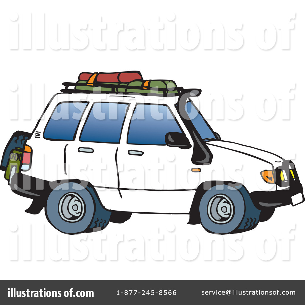 4wd Clipart #1.