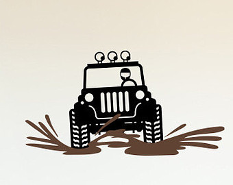 4x4 jeep clipart.