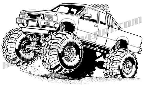 Off road clipart 5 » Clipart Station.