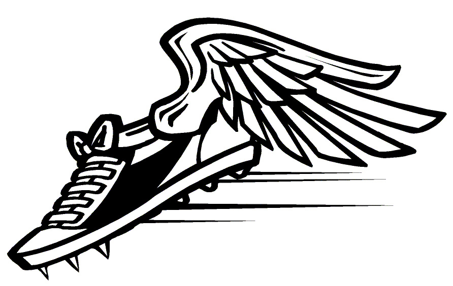 Free Track And Field Symbol, Download Free Clip Art, Free.