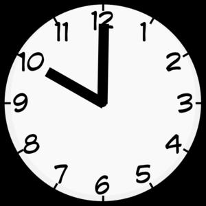 Digital Clock Clipart 7 00.