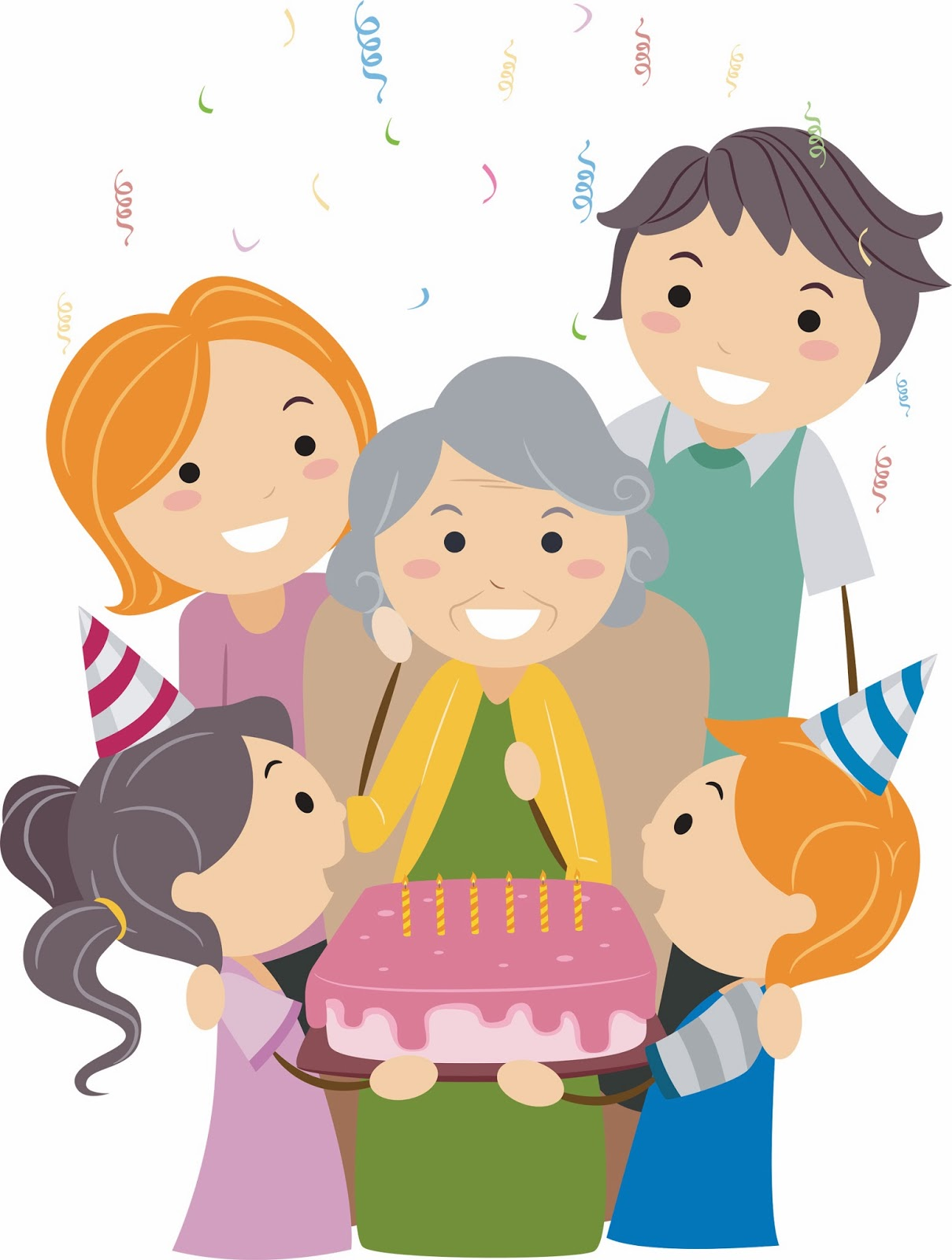you are the best Family clipart 5 people jpg.