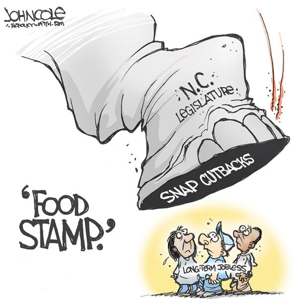 Legislative 'Food Stamp'.