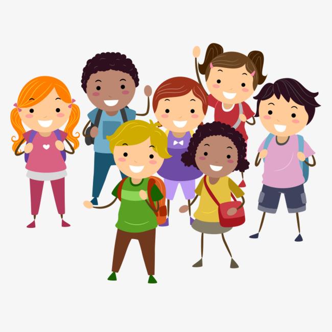 Children clipart free 5 » Clipart Station.