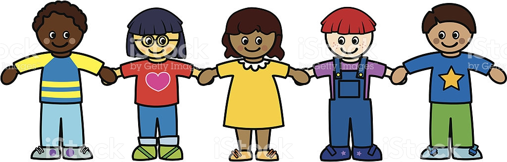 Group Of 5 Clipart.