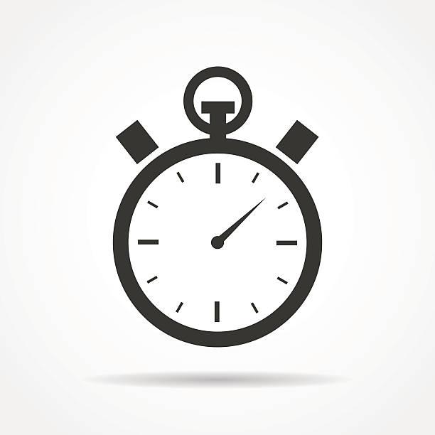 Stop Clock Clipart.