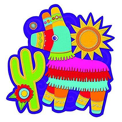Amazon.com: Amscan Cinco de Mayo Fiesta Piñata Cutout.