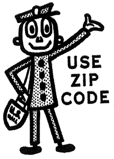 """What the """"ZIP"""" in """"ZIP Code"""" Stands For and What the Numbers."""