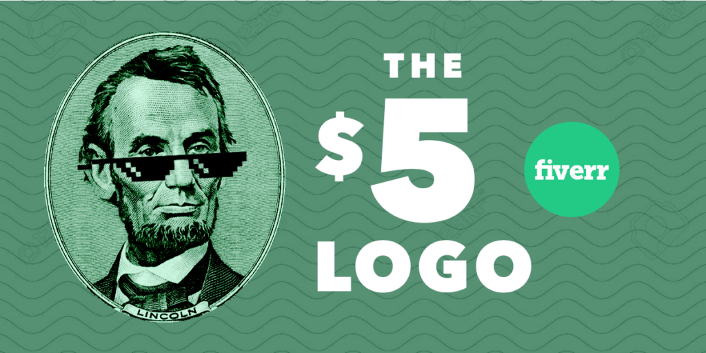 The $5 Logo.