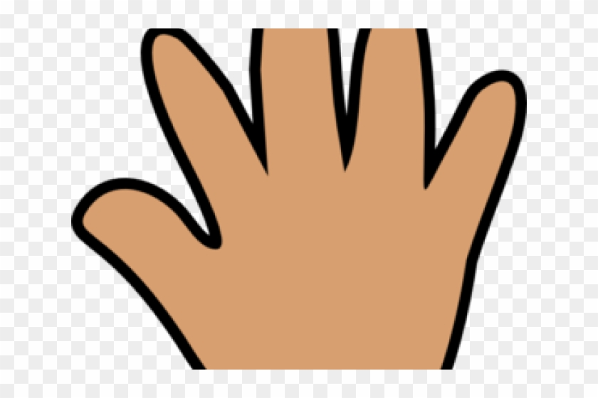 Handprint Clipart Large Hand.