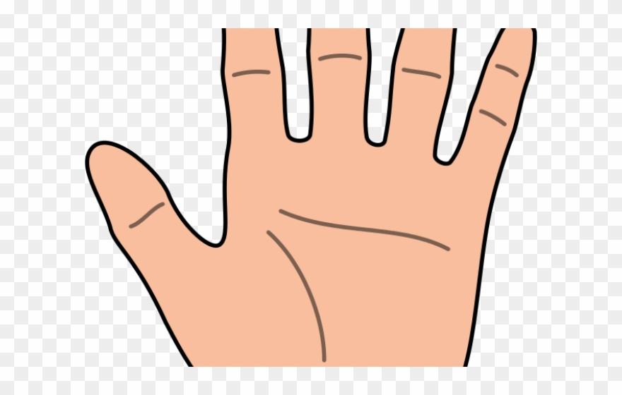 Finger Clipart Logo.