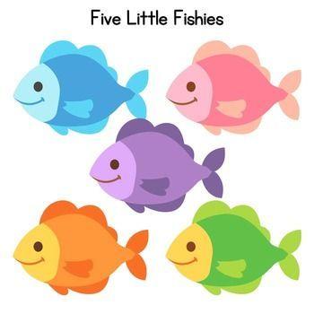 5 fish clipart 1 » Clipart Portal.