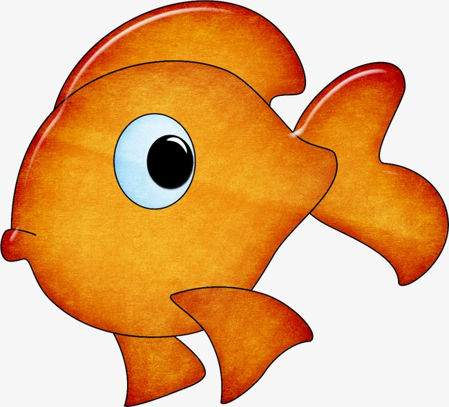 Orange Fish Clipart PNG Image And Perfect Pleasant 5.