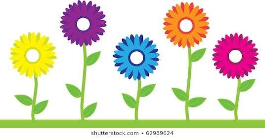 Clipart of flowers 5 » Clipart Portal.