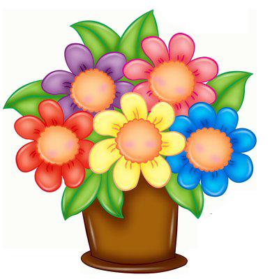 Image result for flower clipart.