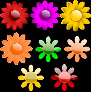 Flowers Clip Art at Clker.com.