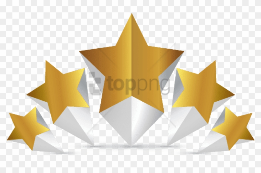 Free Png 5 Gold Star Png Png Image With Transparent.