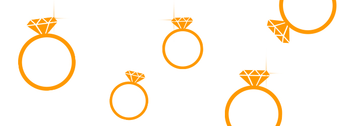 Collect 'five gold rings' with Sign.