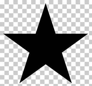 Star , 5 stars PNG clipart.