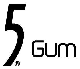 5 gum.