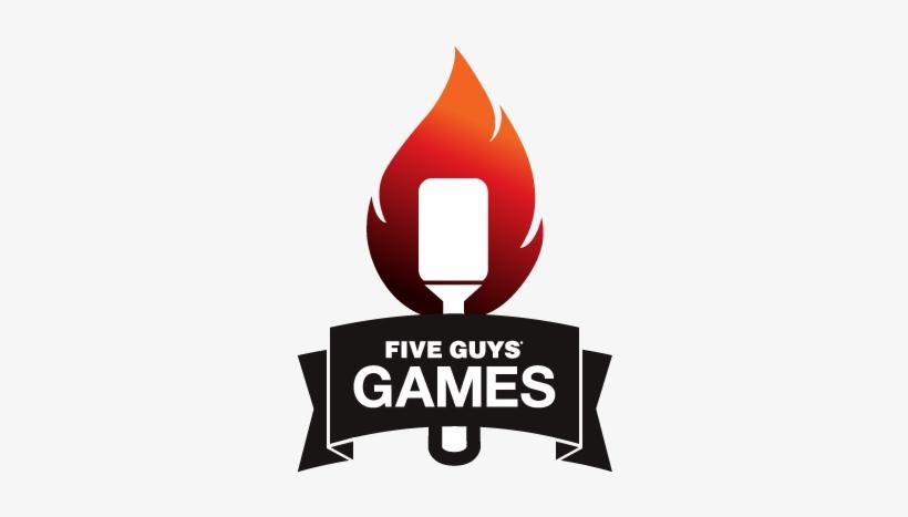 Five Guys Games Logo.