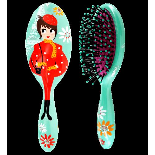 Small Hairbrush.