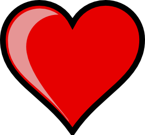 Heart 5 Clip Art at Clker.com.