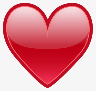 Free Red Heart Clip Art with No Background , Page 5.