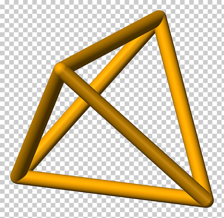 Tetrahedron Volume Theory Triangle Cube, 5 PNG clipart.