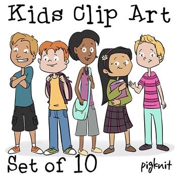 10 kids clipart 5 » Clipart Station.