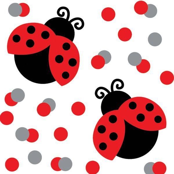 Ladybug clipart first birthday ladybugs number image 5.