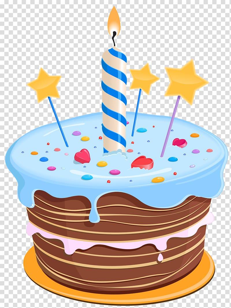 Birthday cake Cupcake, Birthday Cake with Stars , cake with.