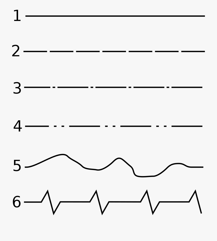 Lines Clipart For Your App.