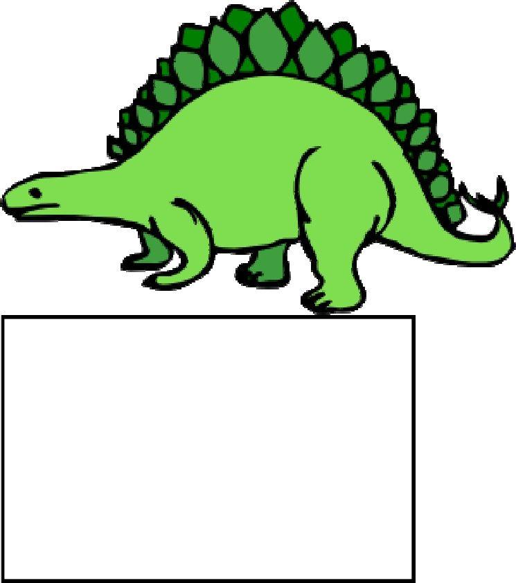 5 Little Dinosaurs Felt Board Pieces or Stick Puppets.