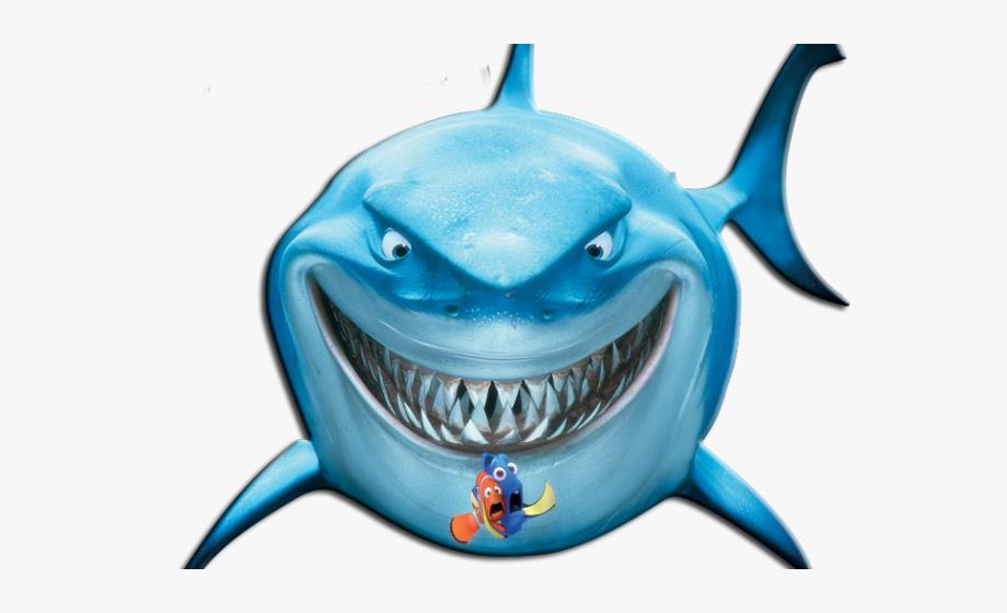 Shark Clipart Finding Dory.