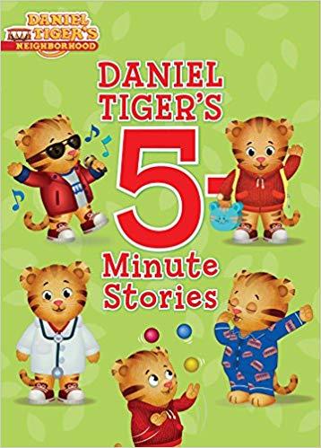 Daniel Tiger\'s 5.