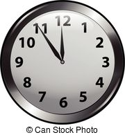 12 o clock Stock Illustrations. 24 12 o clock clip art images and.