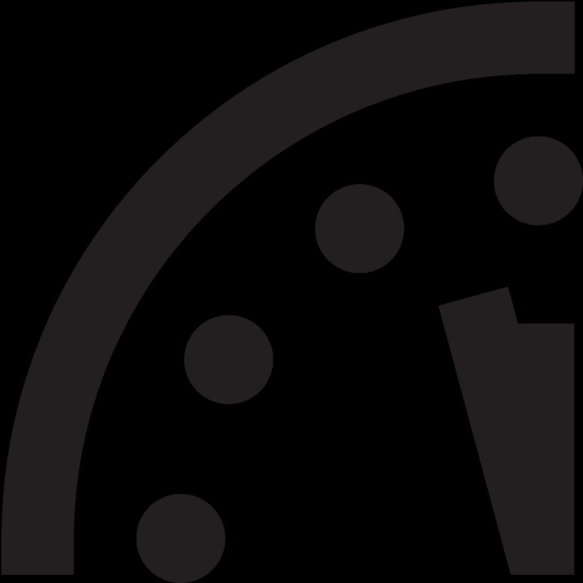 Doomsday Clock.