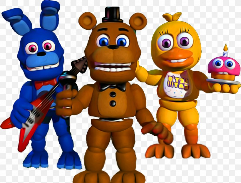 Five Nights At Freddy\'s: Sister Location FNaF World Five.