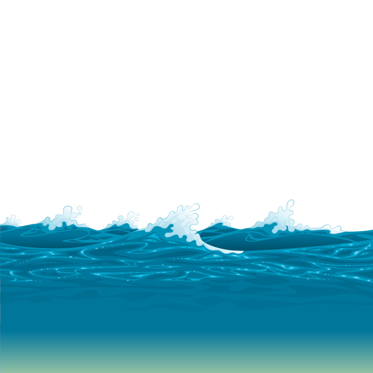 Ocean Sea level Water resources Wallpaper.