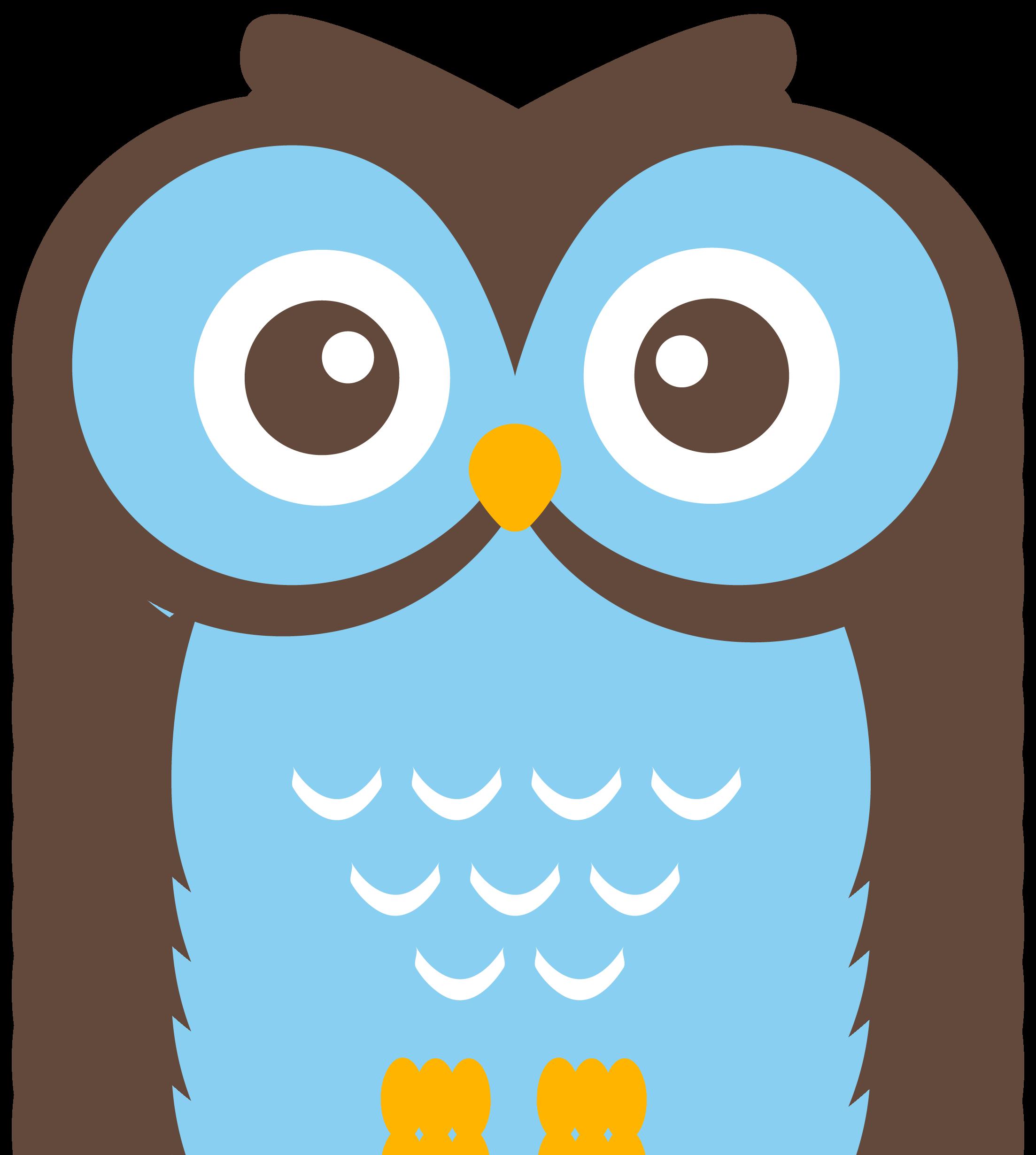 Owls on owl clip art owl and cartoon owls image #5.