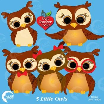 Owls Clipart, Owl Clipart, {Best Teacher Tools} AMB.