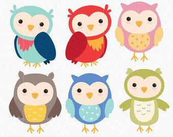 Clipart owls 5 » Clipart Station.