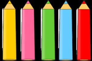 Clipart pencils 1 » Clipart Station.