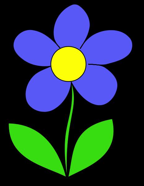 Flower Petal Clipart.