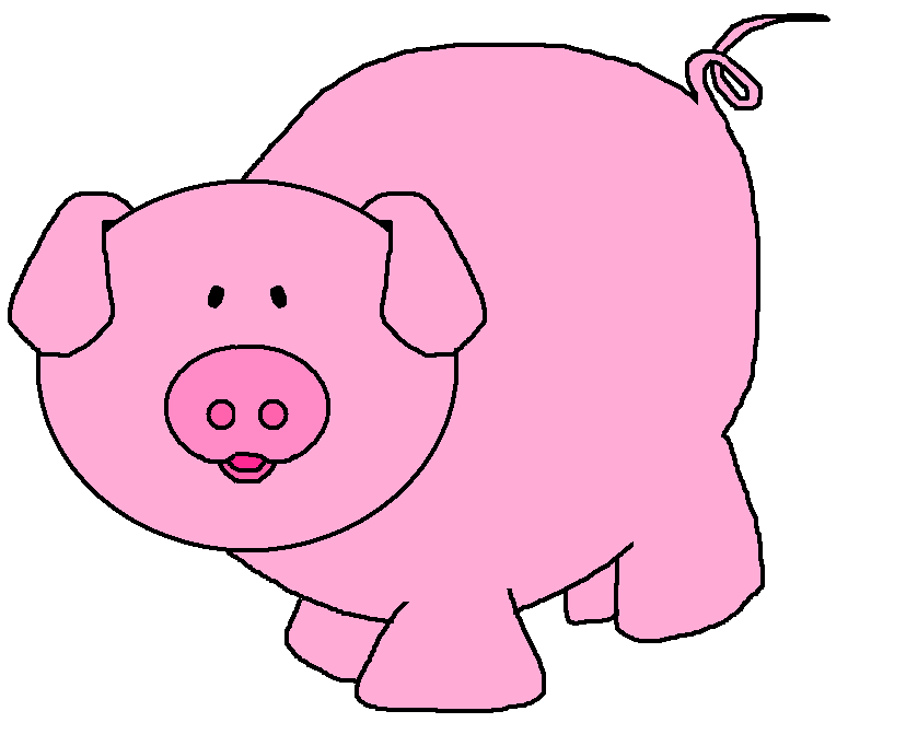 Free pig clipart clip art pictures graphics illustrations 5.